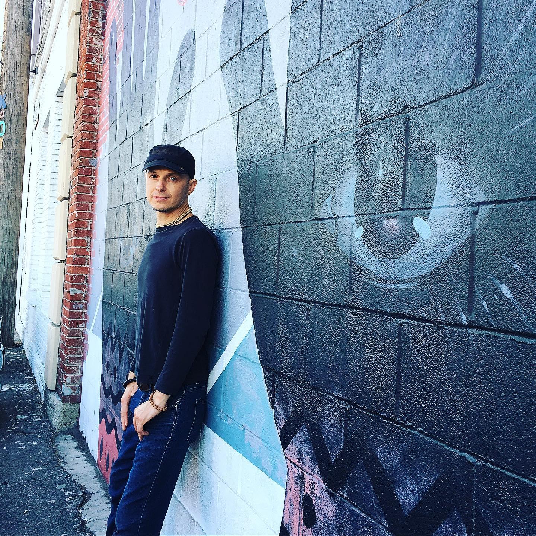Ananta Govinda Graffiti Wall